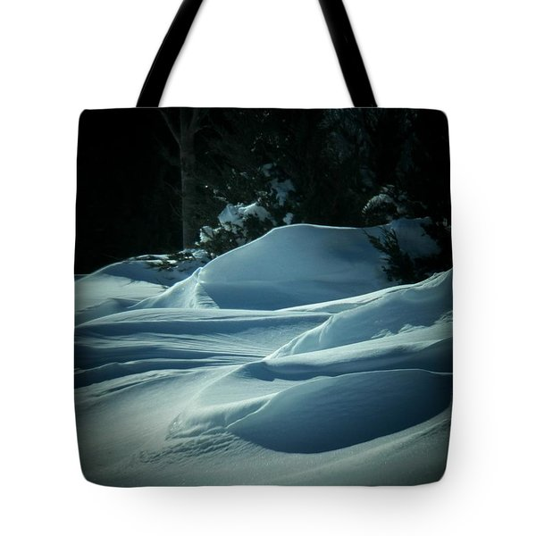 Drifts Tote Bag