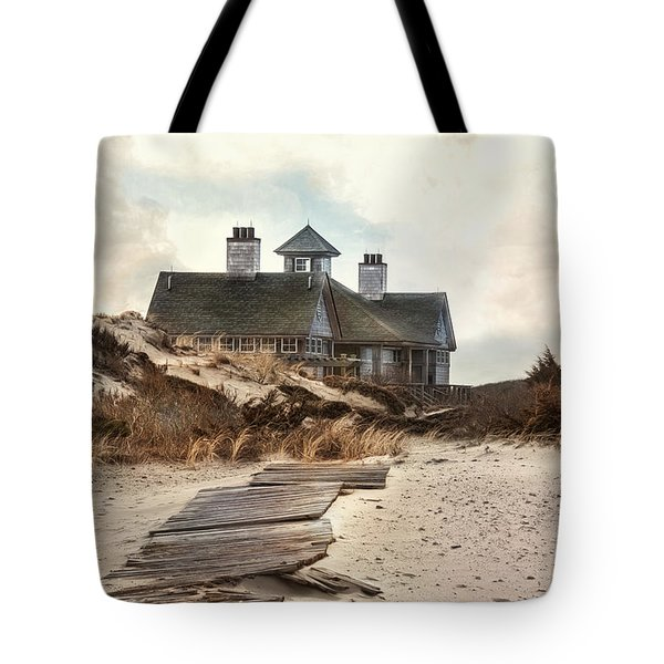 Tote Bag featuring the photograph Driftwood by Robin-Lee Vieira