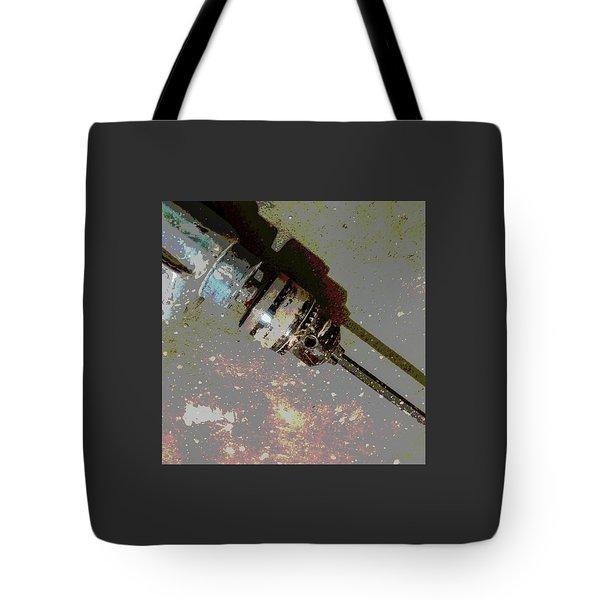 Drill Tote Bag