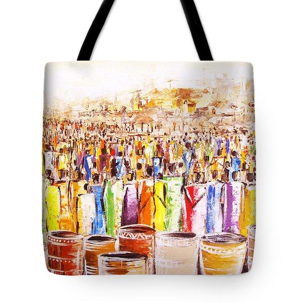 Drink Festival Tote Bag