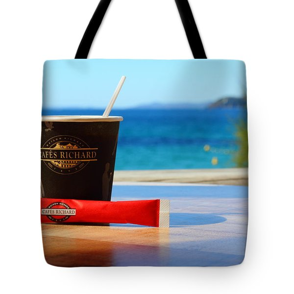 Tote Bag featuring the photograph Drink It In by Richard Patmore
