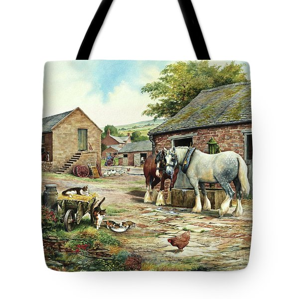 Drinking Companions Tote Bag