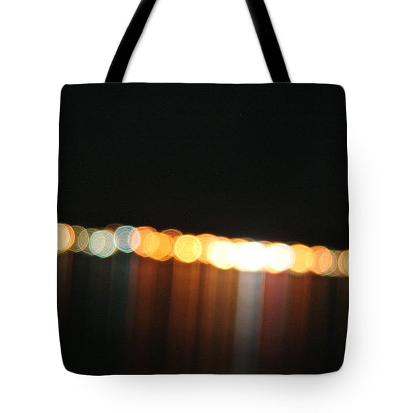 Dripping Light Tote Bag by David S Reynolds