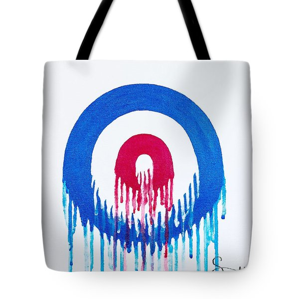 Dripping Water Tote Bag