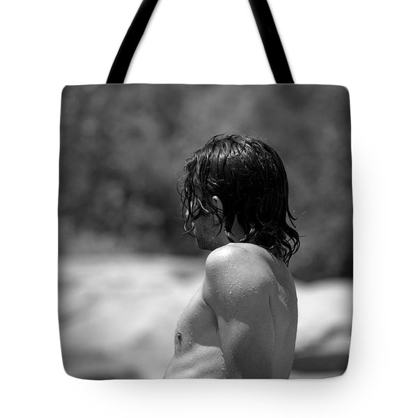 Dripping With Desire Tote Bag