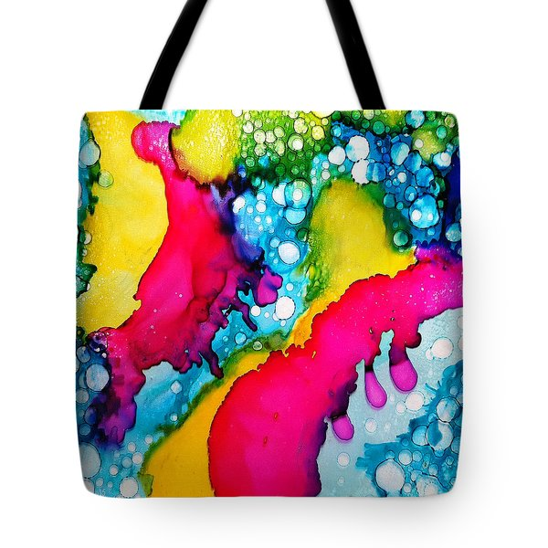 Drippy Tote Bag