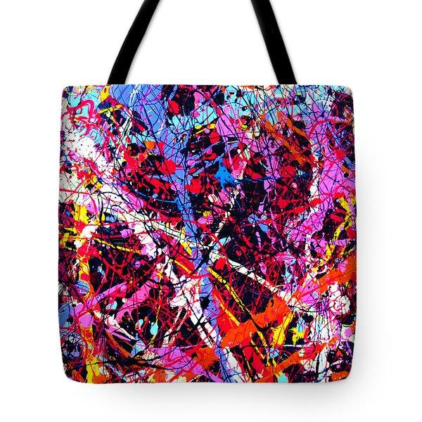 Dripx 11 Tote Bag