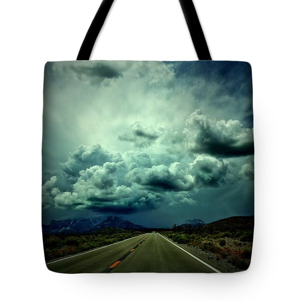 Drive On Tote Bag