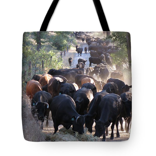 Drive Through Diner Tote Bag