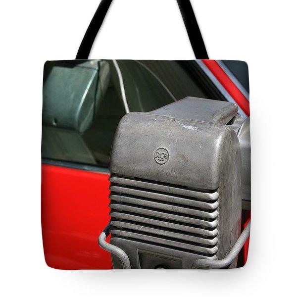 Drivein Tote Bag by Gwyn Newcombe