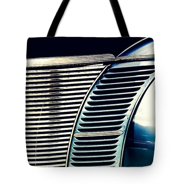 Driven To Abstraction Tote Bag by Caitlyn Grasso