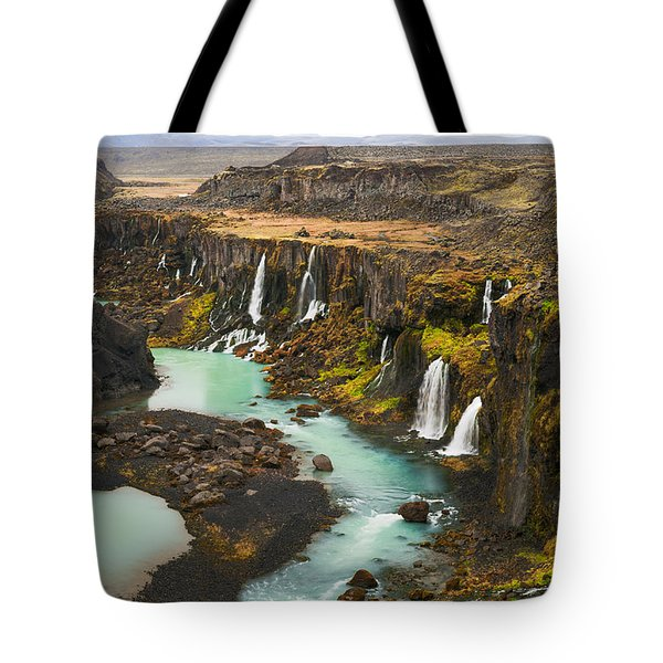 Driven To Tears Tote Bag