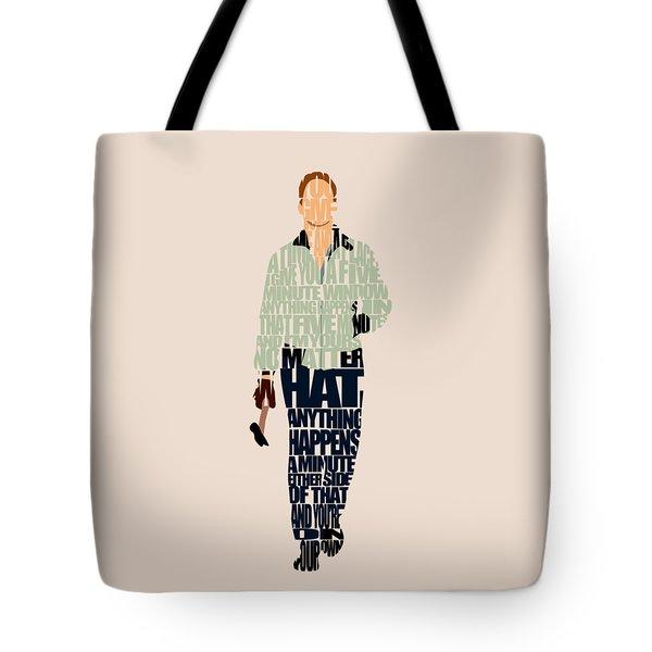 Driver - Ryan Gosling Tote Bag