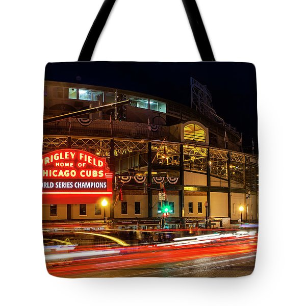Driving Past History Tote Bag
