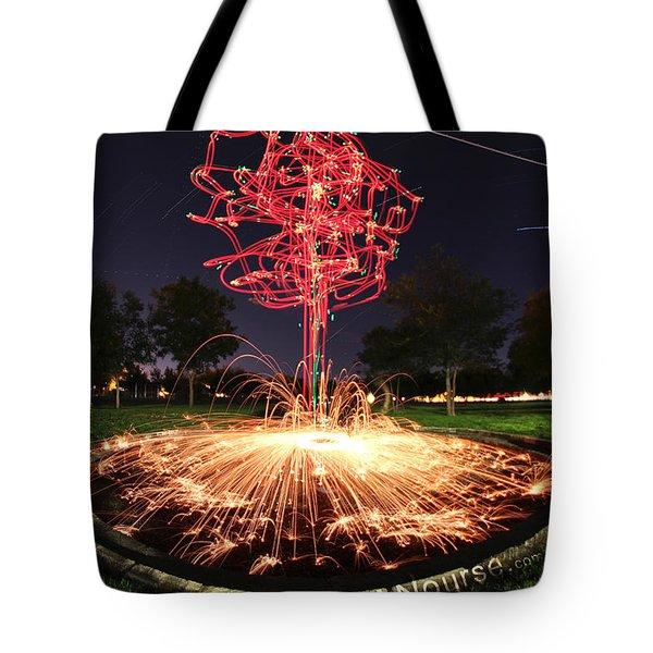 Drone Tree 1 Tote Bag