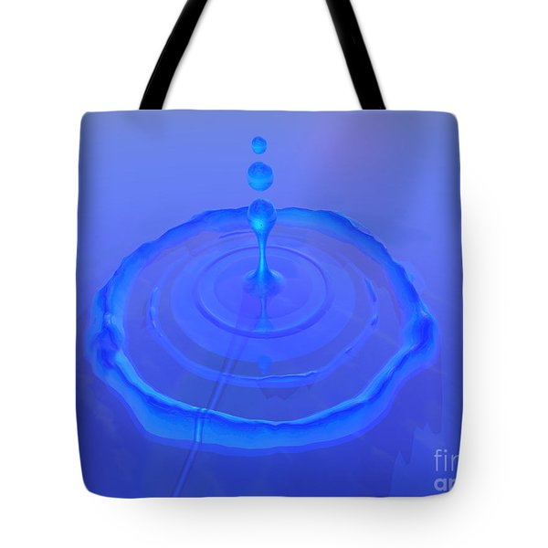 Drop Tote Bag by Corey Ford