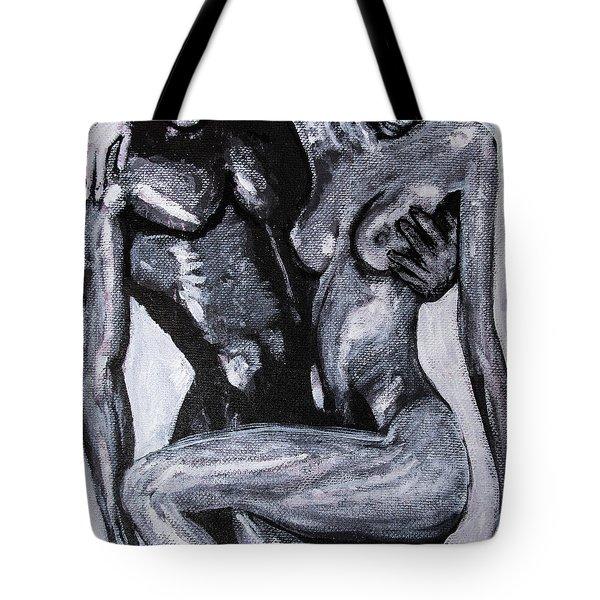 Drop Dead Casanova Tote Bag