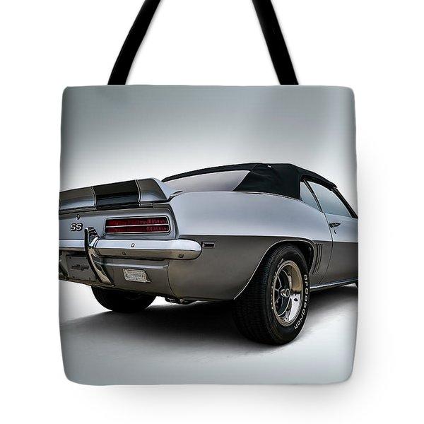 Drop Top Ss Tote Bag