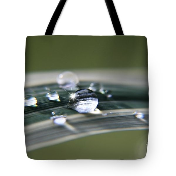 Droplet Families  Tote Bag