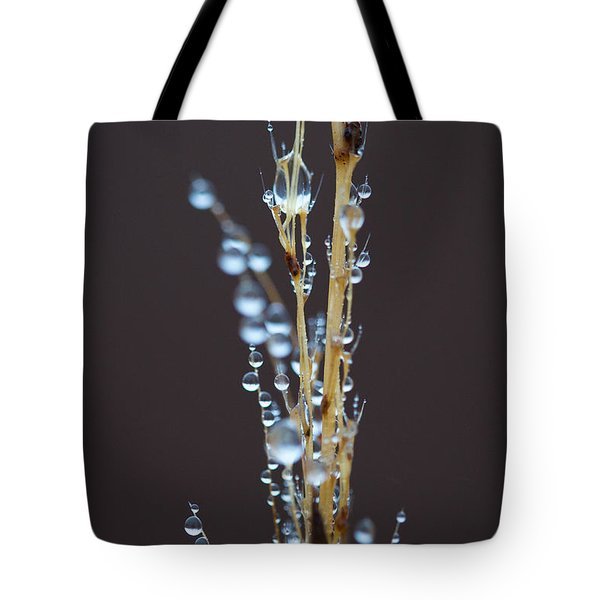 Droplets For Days Tote Bag