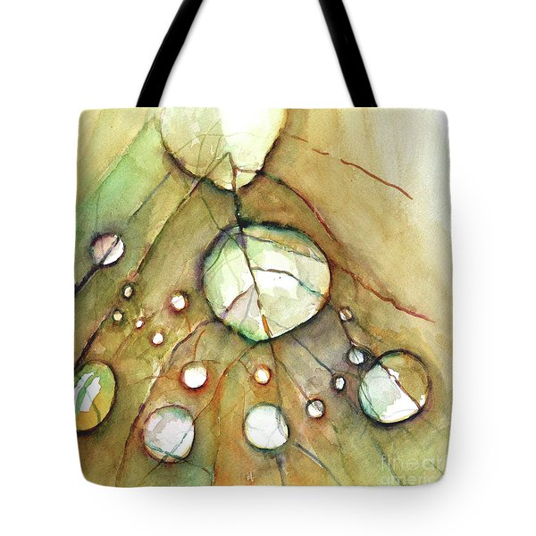Dropping In Tote Bag by Allison Ashton
