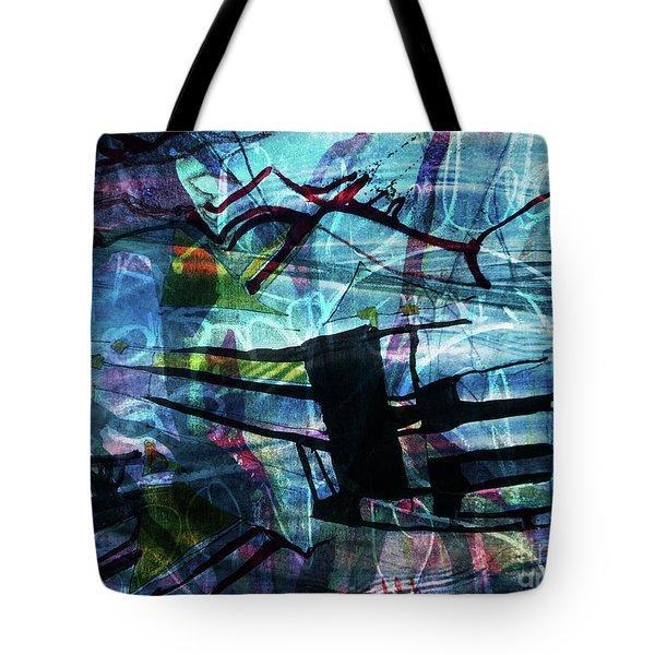Drowned Princess Ix Tote Bag
