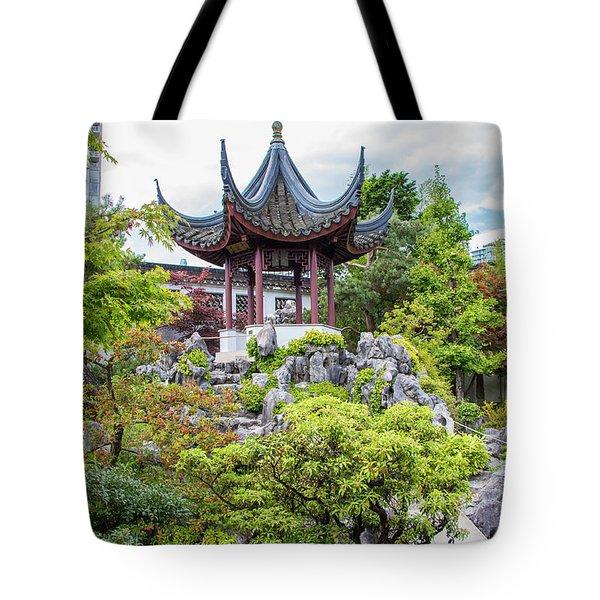 Dr. Sun Yat Sen Classical Chinese Garden, Vancouver Tote Bag
