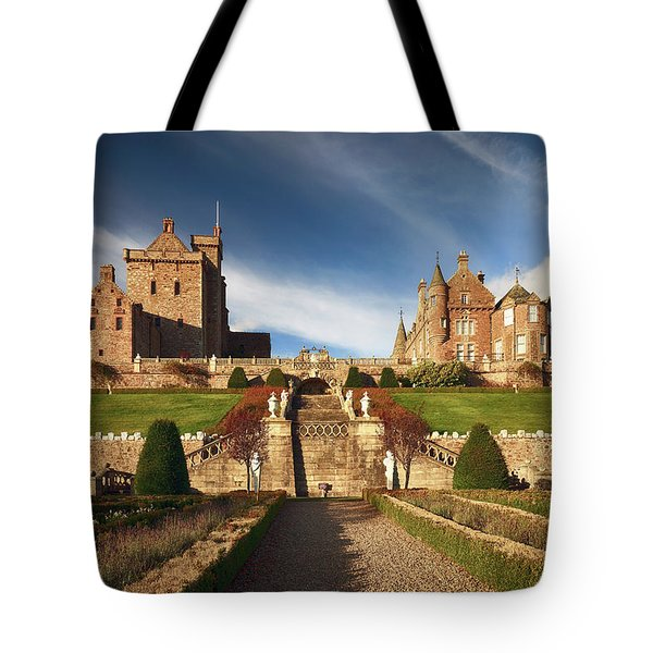 Drummond Castle 2 Tote Bag