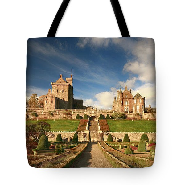 Drummond Castle 3 Tote Bag