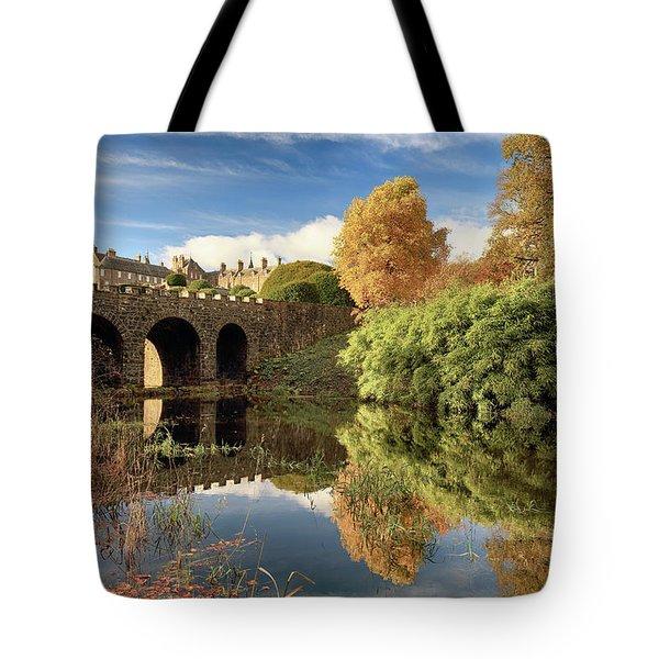 Drummond Garden Autumn Tote Bag