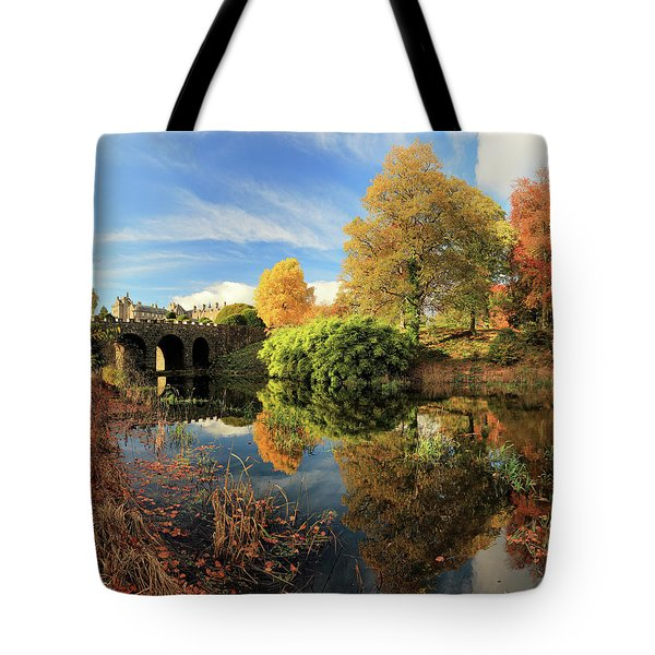 Drummond Garden Reflections Tote Bag