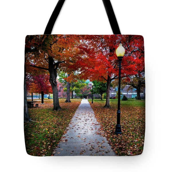 Drury Fall Tote Bag
