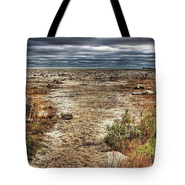 Dry Beach Tote Bag