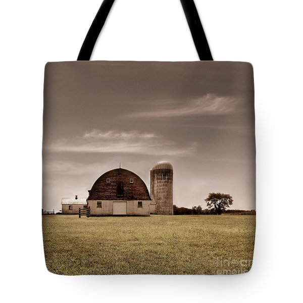 Dry Earth Crumbles Between My Fingers And I Look To The Sky For Rain Tote Bag by Dana DiPasquale