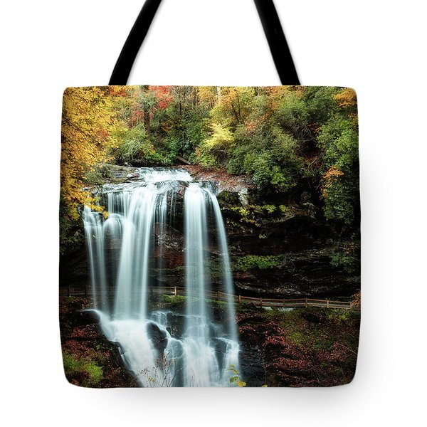 Dry Falls Autumn Splendor Tote Bag
