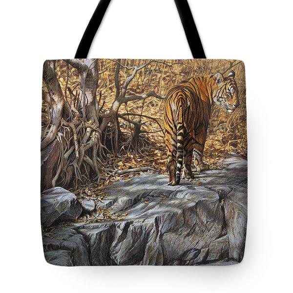 Dry, Hot And Irritable Tote Bag