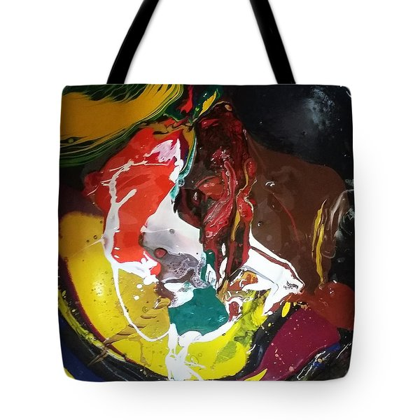 Dry Paprika Tote Bag