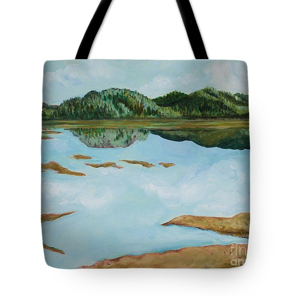 Dry Pass Tote Bag