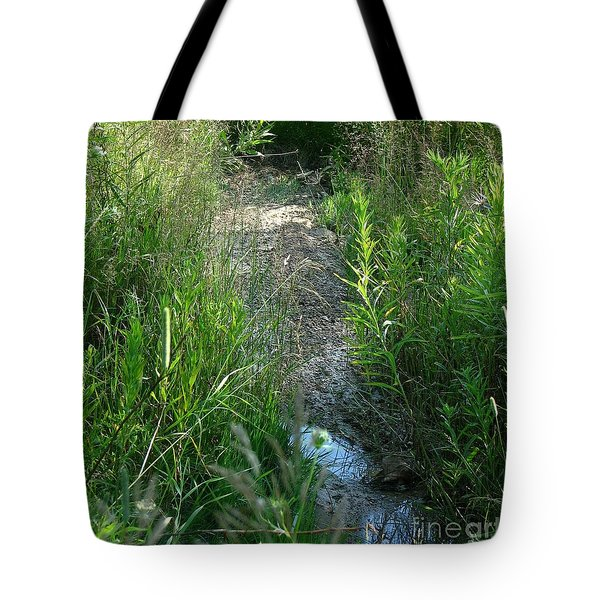 Dry Patch  Tote Bag