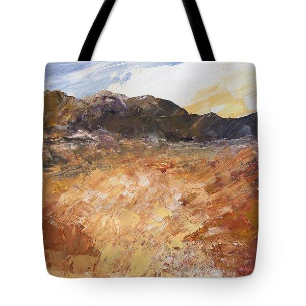 Dry River Tote Bag