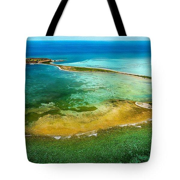 Dry Tortugas Tote Bag