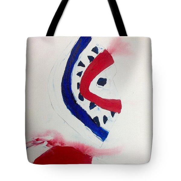 Dryden 4 Tote Bag