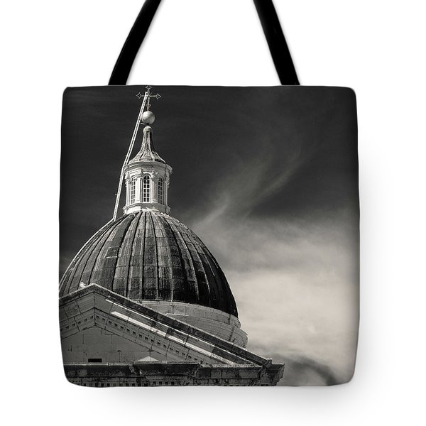 Dubrovnik Cathedral Tote Bag