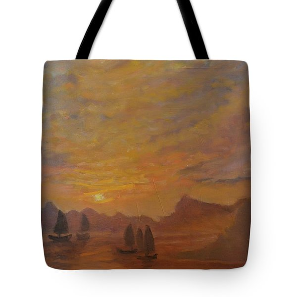 Dubrovnik Tote Bag by Julie Todd-Cundiff