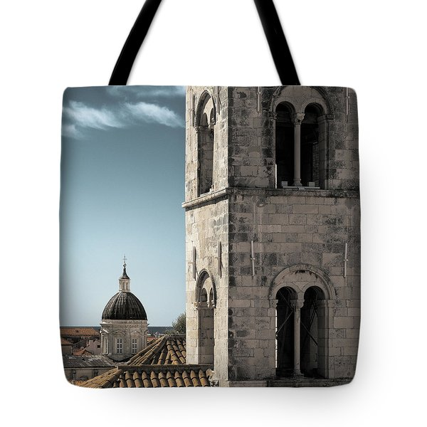 Dubrovnik Old Town Tote Bag