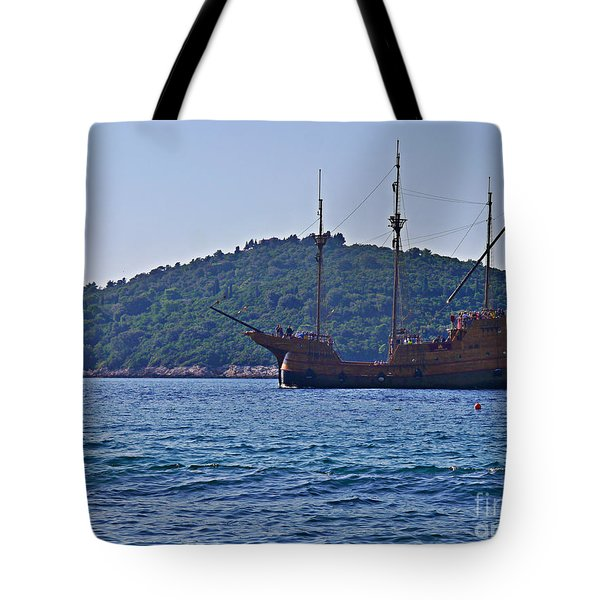Dubrovniks Game Of Thrones  Tote Bag