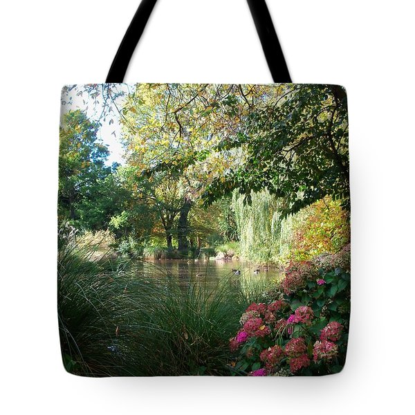 Duck Haven Tote Bag