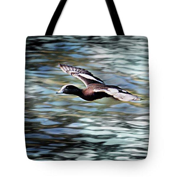 Duck Leader Tote Bag