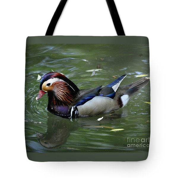 Duck Soup Tote Bag by Diane E Berry