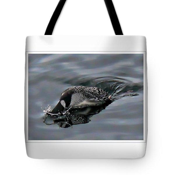 Ducking Tote Bag
